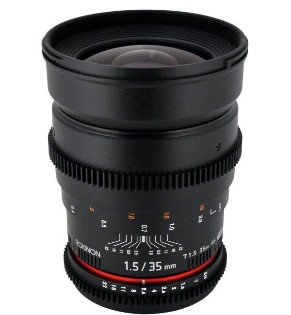 Rokinon Lenses Rental Toronto