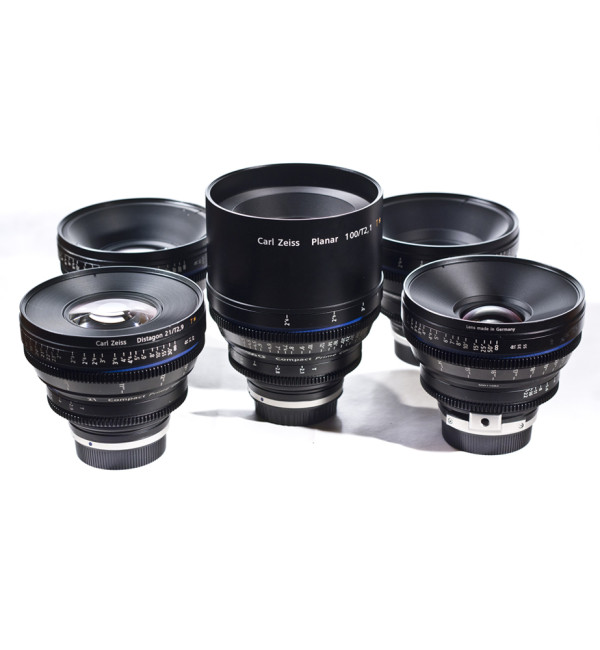 Zeiss CP.2 Lens rental Toronto