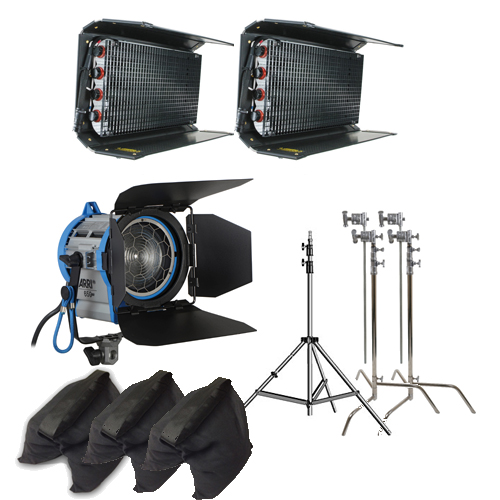 Interview lighting kit for rental Toronto  sc 1 st  Ontario Camera & Interview Kit | Ontario Camera Rental is a Video equipment camera ...