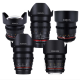 Rokinon Lens kit rental toronto