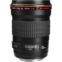 135mm Canon f2 l series rental torotno