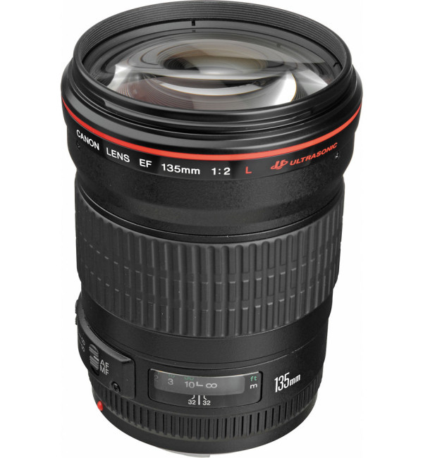 135mm Canon f2 l series rental torotno