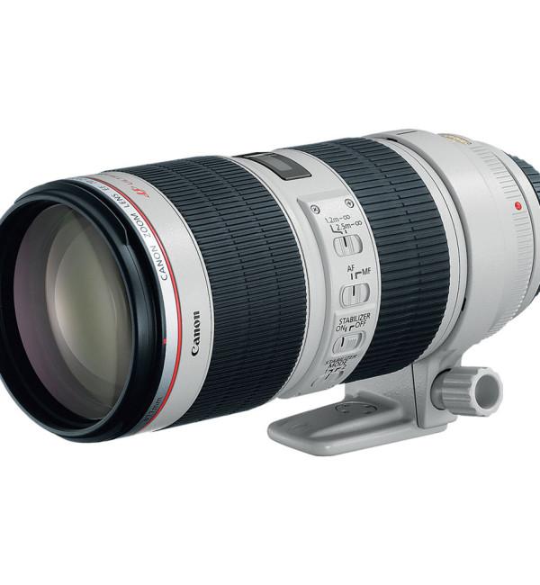 Canon 70-200 L series 2.8 V2 Rentals Toronto