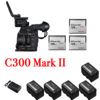 Canon C300 Mark II Rental Toronto