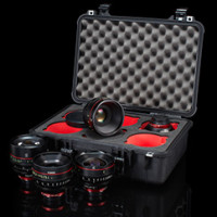 Canon CNE lens kit rental Toronto - Cinema - Canon - Lens - Prime