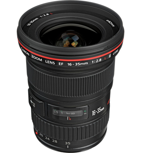 Canon 16-35mm 2.8 Mark II rentals Toronto