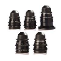 Canon K35 Lens kit rental Toronto