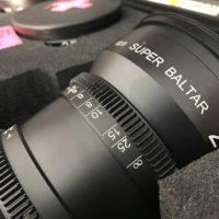 Super Baltar Lenses rentals Toronto