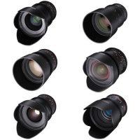 Rokinon DS Cine lenses