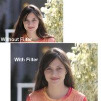 Glimmerglass filters