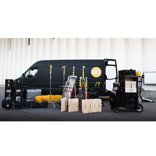 Sprinter Van rentals Toronto